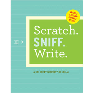 Scratch, Sniff, Write Journal