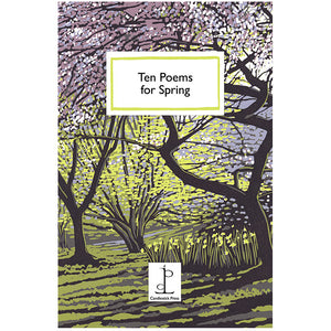 Poetry Instead of a Card - Ten Poems for Spring