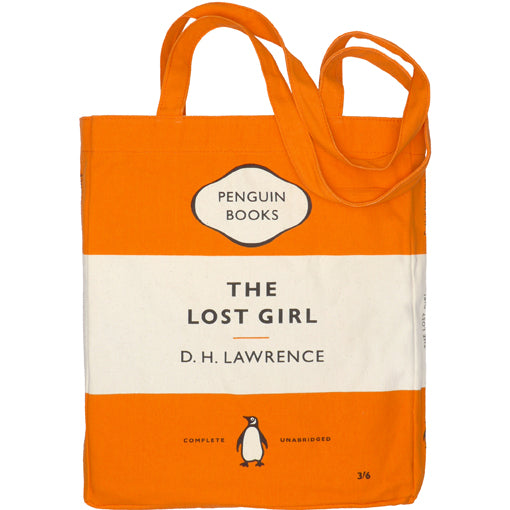 The Lost Girl - DH Lawrence - Penguin Tote Bag
