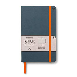 Bookaroo A5 Notebook Teal