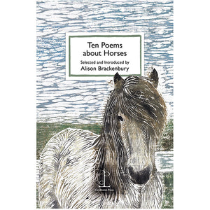 Poetry Instead of a Card - Ten Poems about Horses