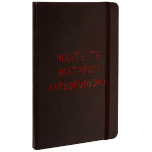 The Handmaid's Tale: Hardcover Ruled Journal - Nolite Te Bastardes Carborundorum