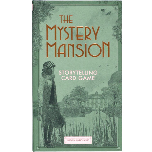 The Mystery Mansion Storytelling Game