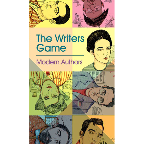 The Writers Game: Modern Authors
