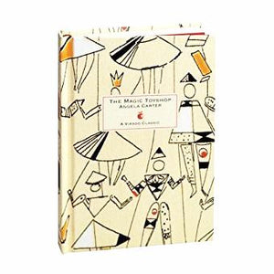 The Magic Toyshop Notebook