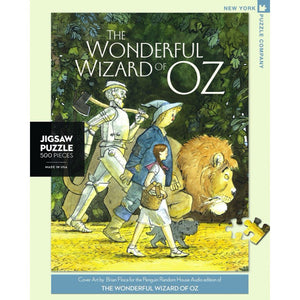 The Wizard Of Oz 500 Piece Jigsaw