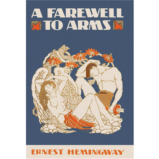 a farewell to arms summary Free summary and analysis of book 1, chapter 1 in ernest hemingway's a farewell to arms that won't make you snore we promise.