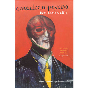 American Psycho by Brett Easton Ellis Poster