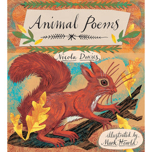 Animal Poems - Poetry Greetings Card
