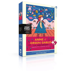 Anne Of Green Gables 500-piece Jigsaw Puzzle