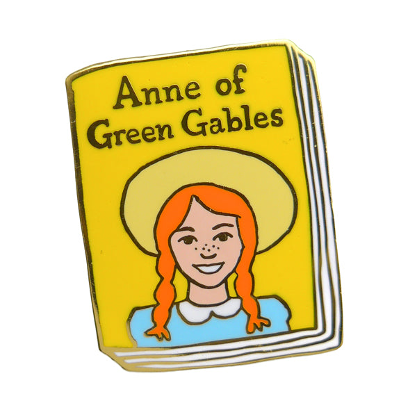 Anne Of Green Gables Enamel Pin