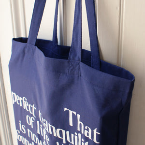 Aphra Behn Library Bag