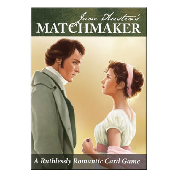 Jane Austen Matchmaker Playing Cards