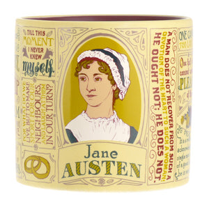 Jane Austen Quotations Mug