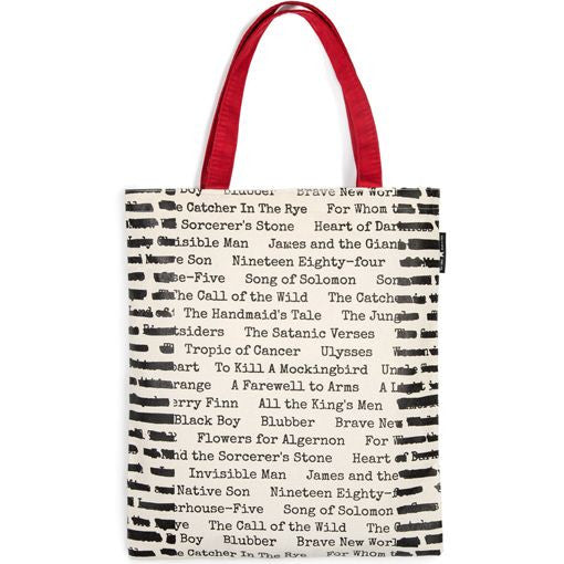 abed58785e4a Banned Books Bag - The Literary Gift Company
