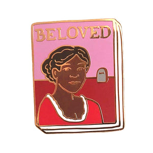 Beloved Enamel Pin