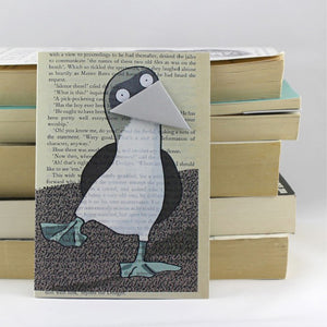 Blue-footed Booby Card and Bookmark