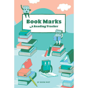 Book Marks: A Reading Tracker