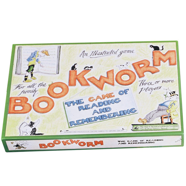 Bookworm - The Game of Reading and remembering