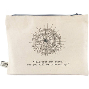 Tell Your Own Story Pouch