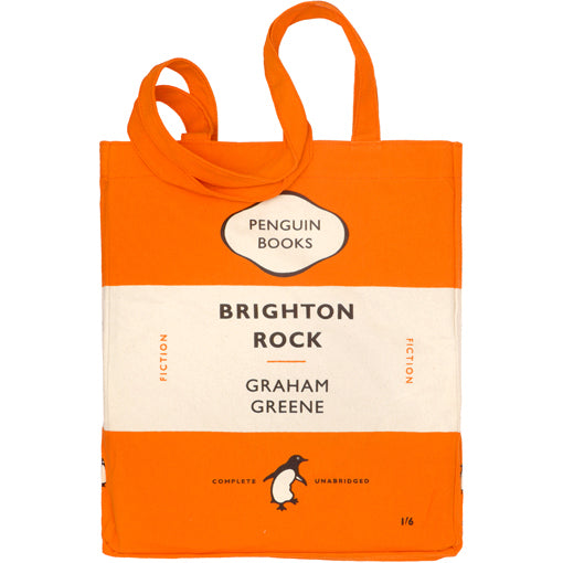 Penguin Book Cover Tote Bag ~ Bags and accessories page the literary gift company