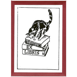 Cat Bookplates
