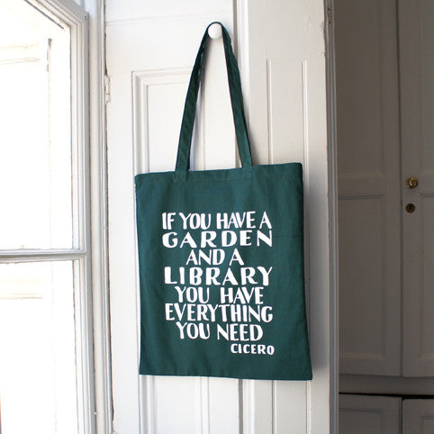 Cicero Library Bag
