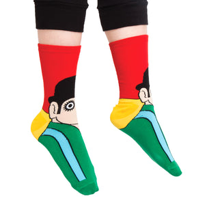 Clockwork Orange Socks