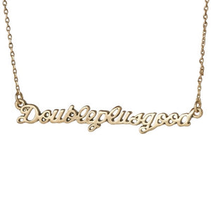 Doubleplusgood Necklace - Nineteen Eighty-Four