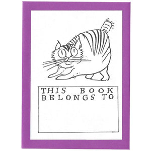 Edward Lear Bookplates