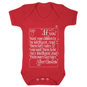 Read More Fairy Tales Babygro