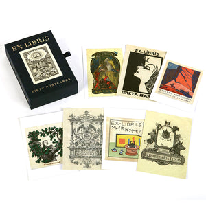 Ex Libris: Fifty Postcards