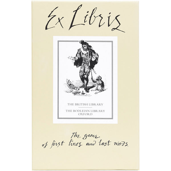 Ex Libris - The Game of First Lines and Last Words