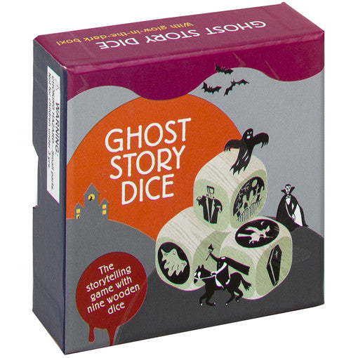 Ghost Story Dice