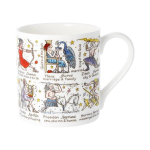 Greek Gods & Goddesses Mug