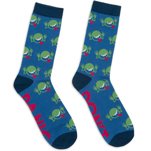 The Hitchikers Guide To The Galaxy Socks