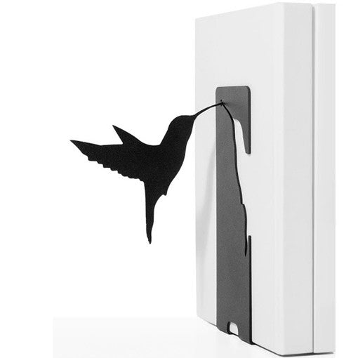 Hummingbird Bookend