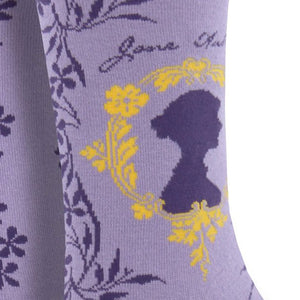 Jane Austen Socks