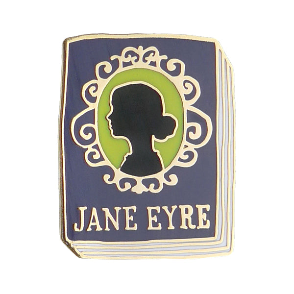 Jane Eyre Enamel Pin