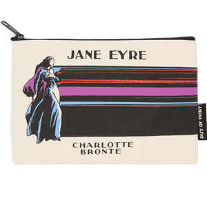 Zipped Pouch - Jane Eyre