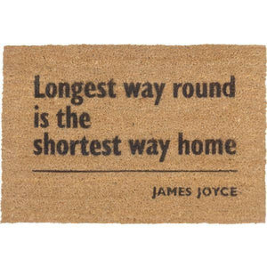 James Joyce Doormat