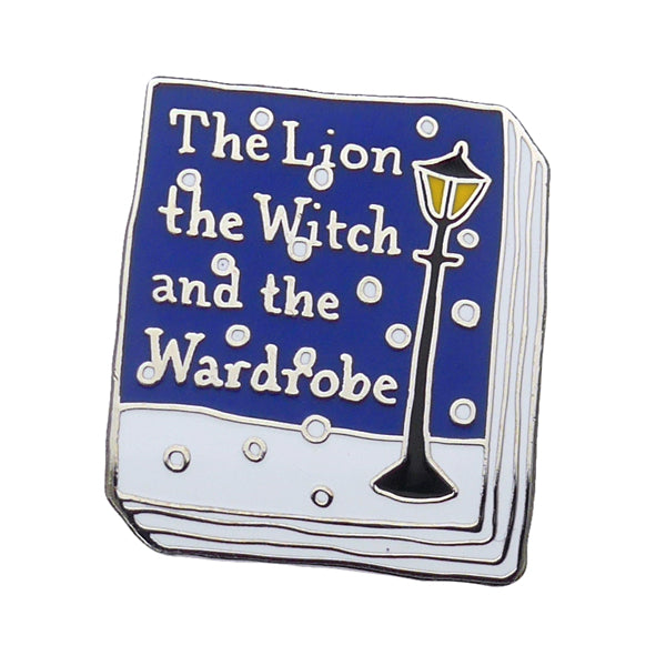 The Lion, The Witch and The Wardrobe Enamel Pin