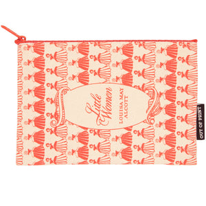 Zipped Pouch - Little Women