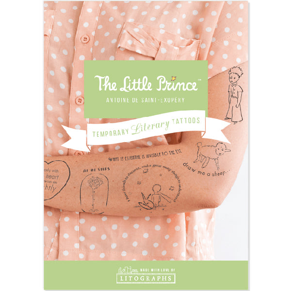 The Little Prince Temporary Tattoos
