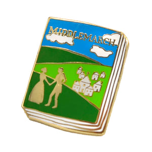 Middlemarch Enamel Pin