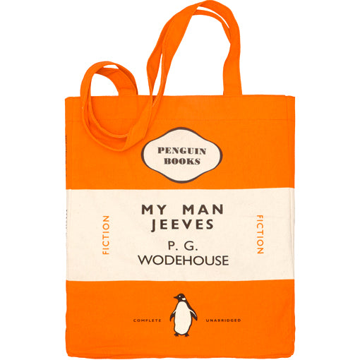 My Man Jeeves Tote Bag