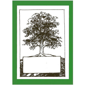 Oak Tree Bookplates