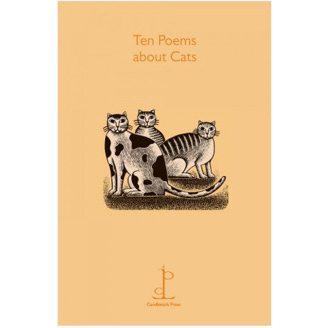 Poetry Instead of a Card - Ten Poems about Cats