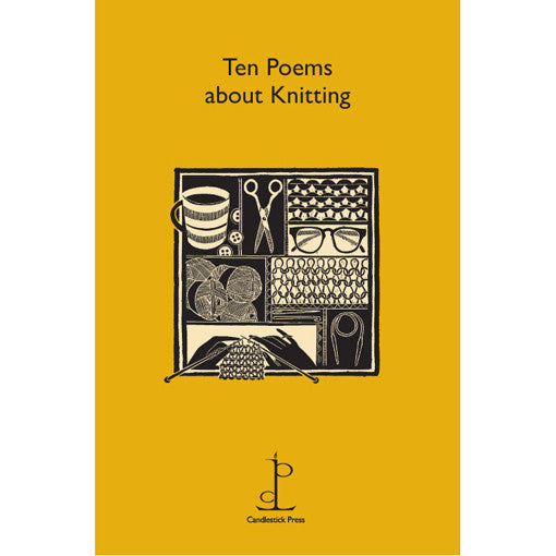 Poetry Instead of a Card - Ten Poems about Knitting