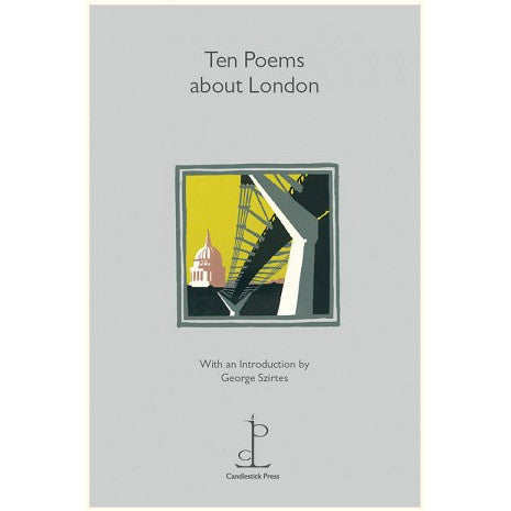 Poetry Instead of a Card - Ten Poems about London